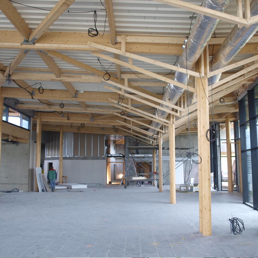 Agence AIRE Atelier d'Architecture - chantiers