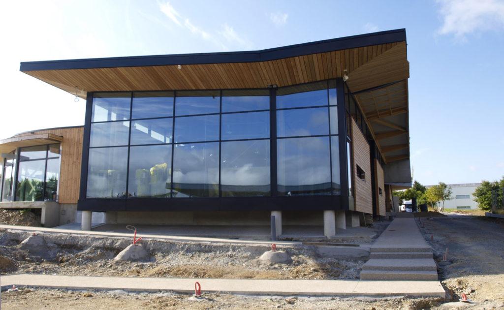 Agence AIRE Atelier d'Architecture Le Mans - OPC