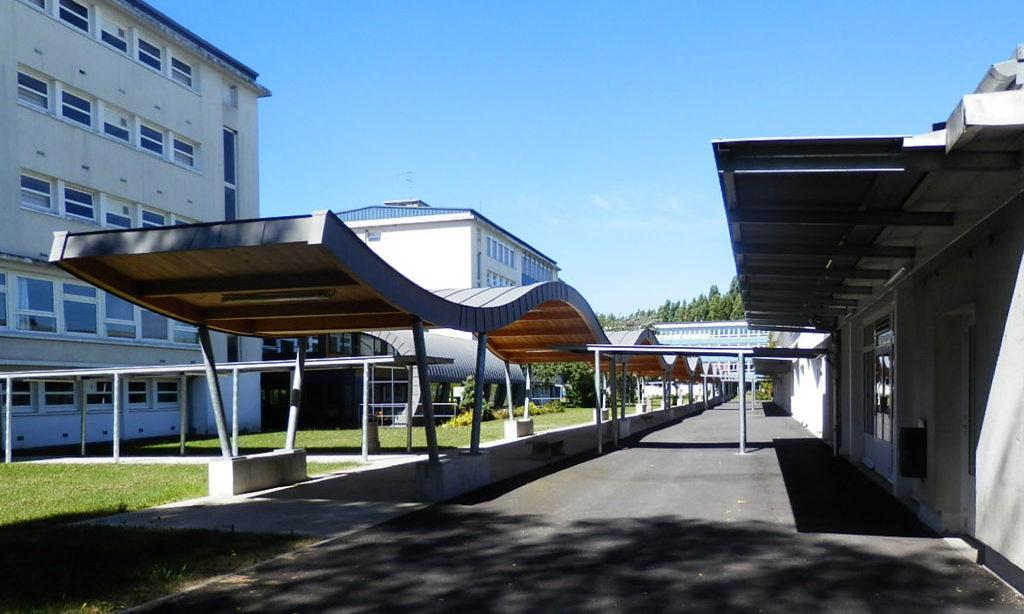 Conception Coursives Lycée Garnier - La Ferté Bernard