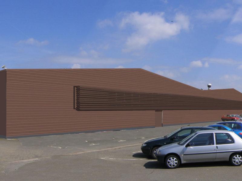 Rénovation du Centre AFPI du Mans