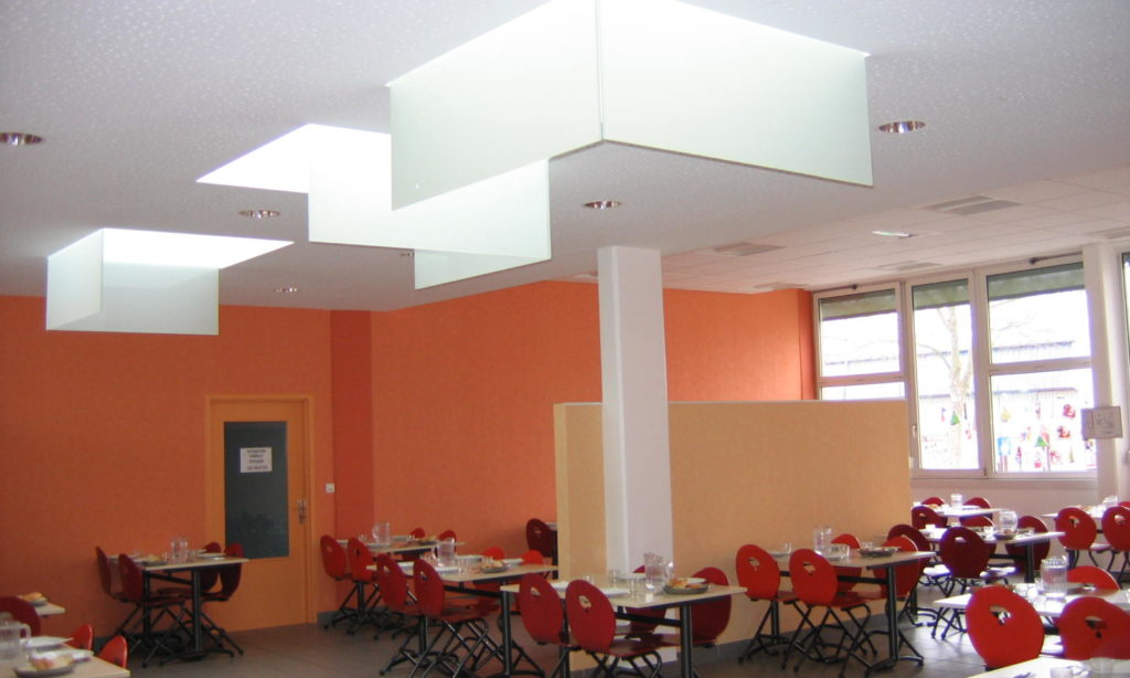 Restructuration Restauration scolaire de l'Ecole Georges Braque - Coulaines