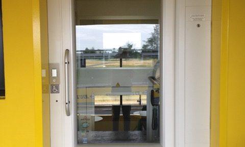 Ascenseurs et accessibilité handicaps - Circuit des 24H Le Mans