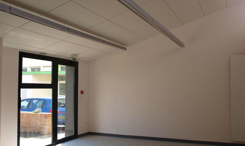 Aménagement des locaux Centre AFPA de Laval