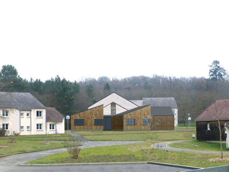 Extension des internats du Lycée André PROVOTS à BRETTE-LES-PINS