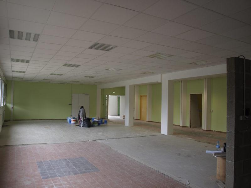 Aménagement intérieur des locaux Sablé sur Sarthe