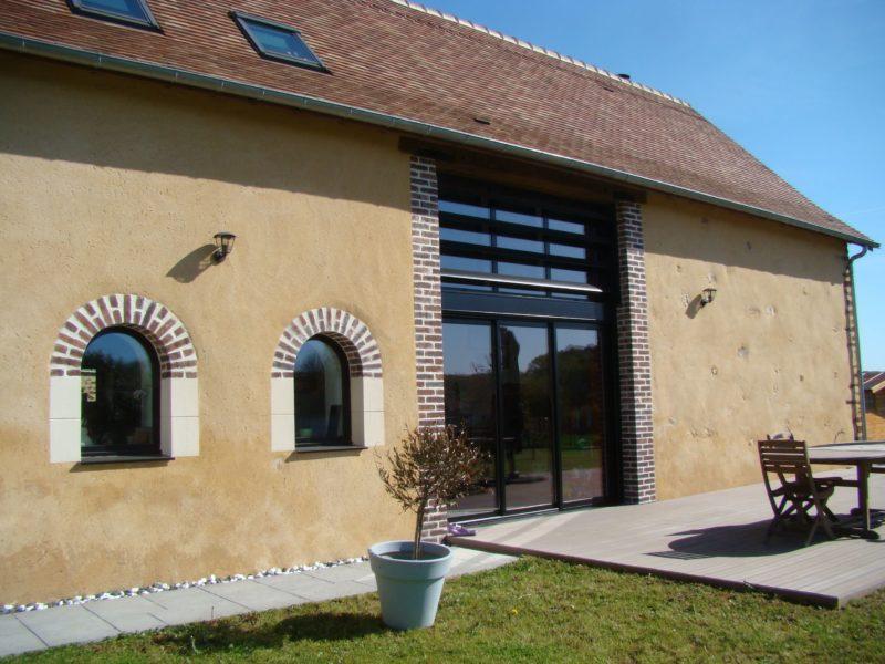 Rénovation maison traditionnelle - Sarthe