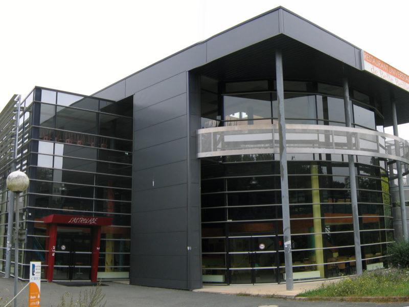 Restructuration du Restaurant Universitaire Belle-Beille Angers