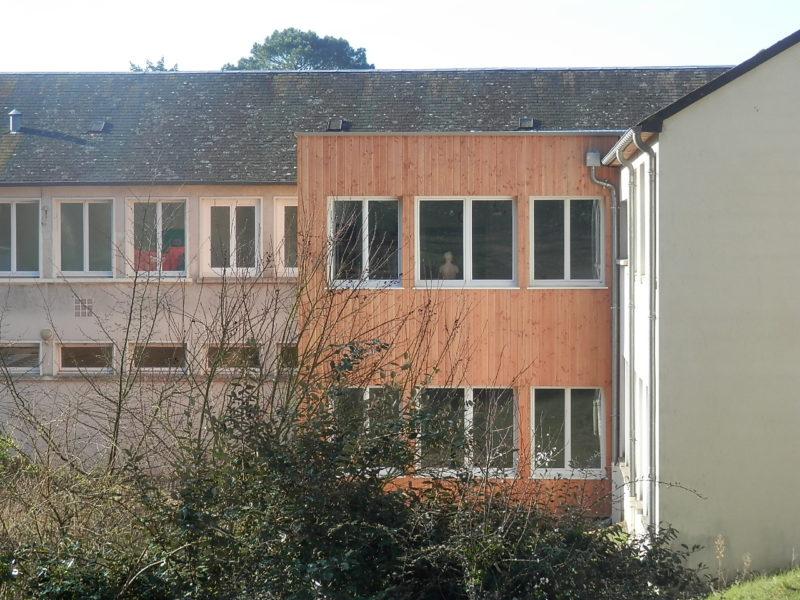 Réaménagement des locaux Lycée André PROVOTS