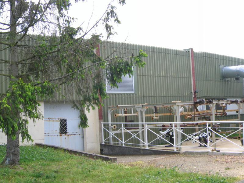 Restructuration Centre AFPA - Le Mans