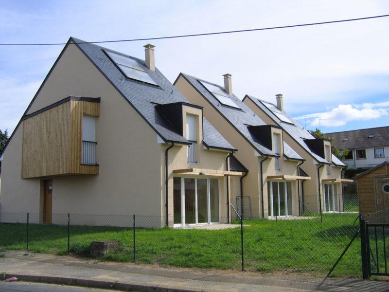 Construction logements de fonction Le Mans