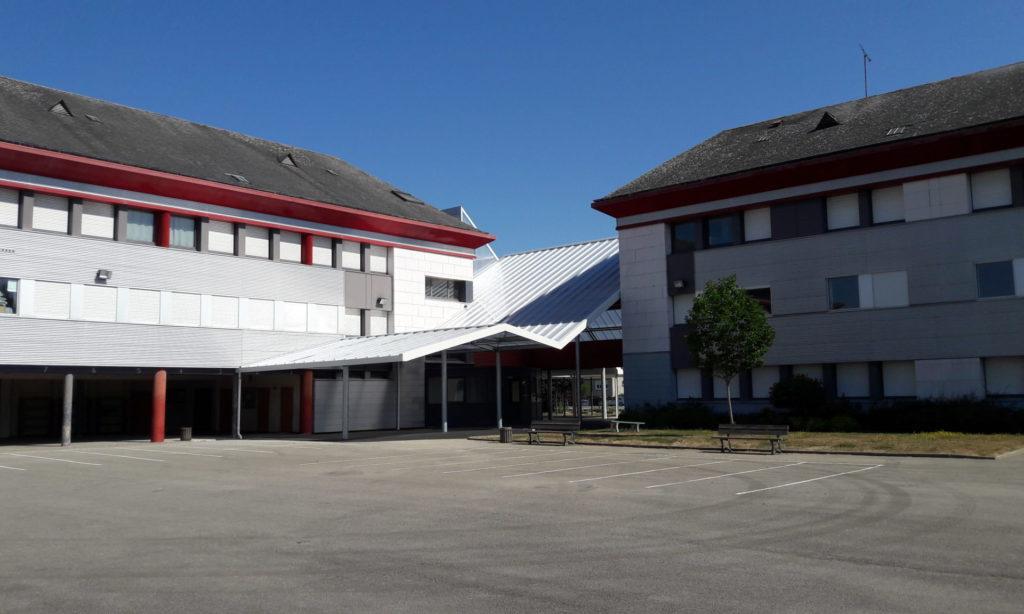 Collège VOLNEY Mise en accessibilité
